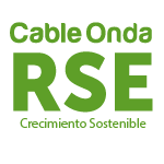 Logo Responsabilidad Social Empresarial Cable Onda
